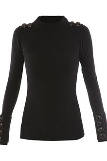 Burberry Prorsum Cashmere and Wool Jumper - Lyst