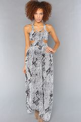 Style Stalker The Venom Maxi Dress