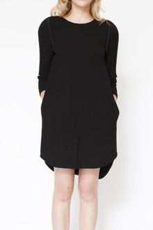 3.1 Phillip Lim Framed Silhouette Dress in Black - Lyst