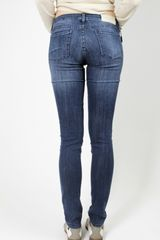 Acne Kex Jeans  Atlantis in Blue - Lyst
