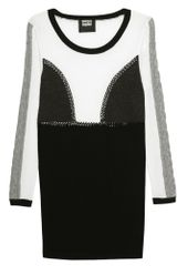 Markus Lupfer Crochet Dress - Lyst