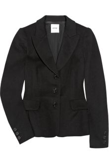 Moschino Cheap & Chic Tailored Wool-blend Jacket - Lyst