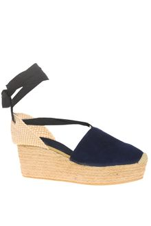 Asos Asos Hilda Two Part Rope Espadrille Wedge - Lyst