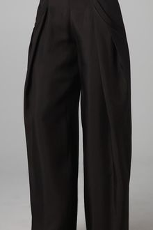 Theyskens' Theory Padam Wide Leg Pants - Lyst