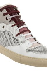 Balenciaga High Top Sneaker in White for Men - Lyst