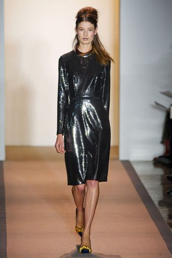 Peter Som Sequin Dress - Lyst