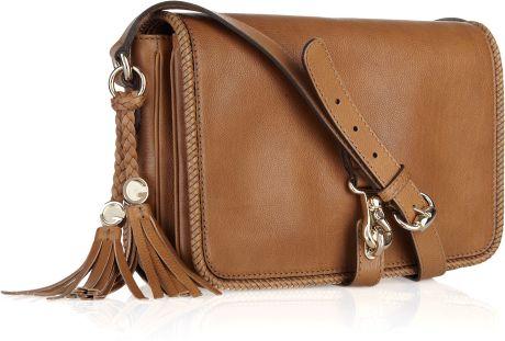 Gucci Marrakech Medium Leather Shoulder Bag 117