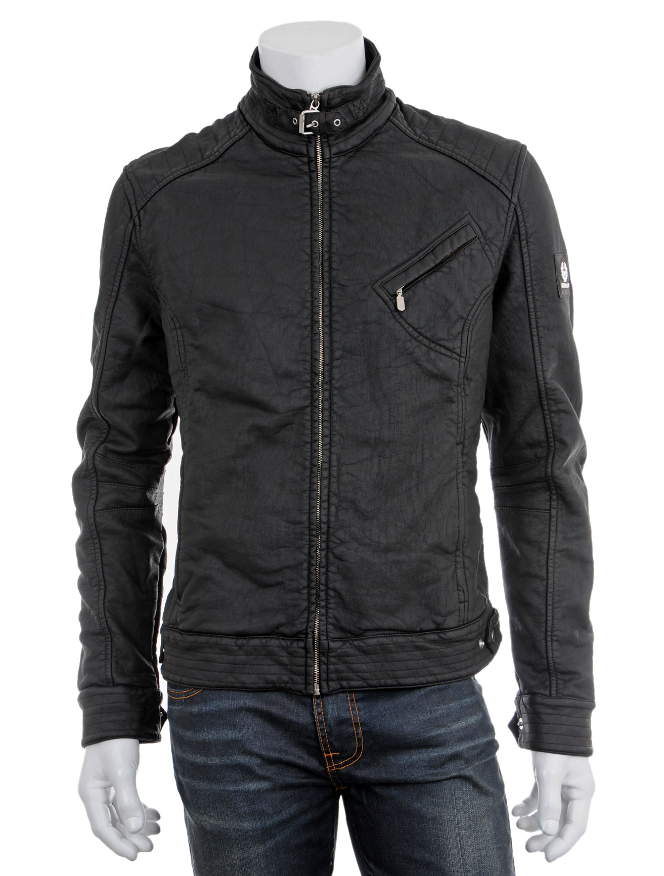 belstaff h racer cardigan man m natural 715326 herren jacke biker pictures. Black Bedroom Furniture Sets. Home Design Ideas