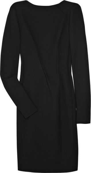 RM By Roland Mouret Marlo Stretch Wool-blend Dress - Lyst