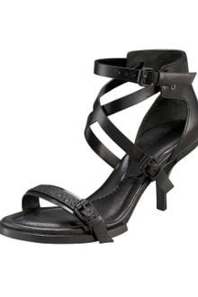 Alexander Wang Maddie Leather Sandal - Lyst