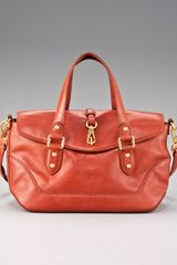 Marc By Marc Jacobs Voyage Satchel - Lyst