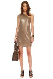 Michael Kors Sequin Dress - Lyst