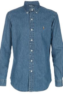 Polo Ralph Lauren Denim Shirt - Lyst