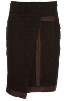 Bottega Veneta Knee-length Skirt - Lyst