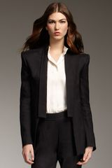 Theyskens' Theory Suit Jacket - Lyst