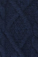 Marc By Marc Jacobs Handknit Pattern Wool Jumper in Blue for Men - Lyst