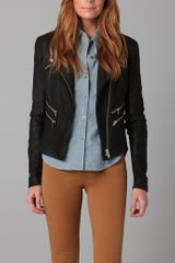 Veda Hendrix Leather Jacket - Lyst