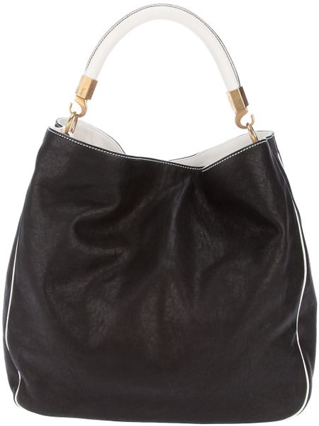 Yves Saint Laurent Roady Bag in Black - Lyst