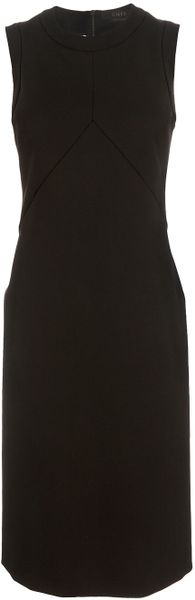 Giles Cutout Dress in Black - Lyst