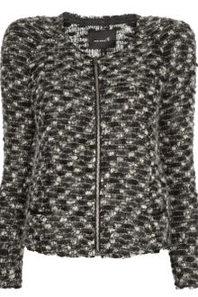 Isabel Marant Textured Jacket - Lyst