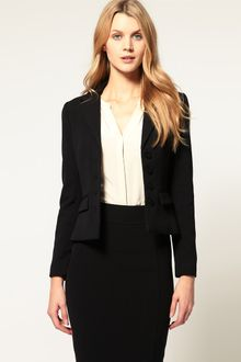 ASOS Collection Asos Boxy Blazer - Lyst