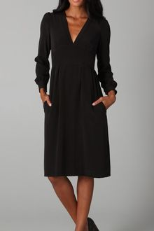 Marc By Marc Jacobs Michaela Silk Dress - Lyst