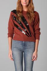 Marc By Marc Jacobs Quad Sweater - Lyst