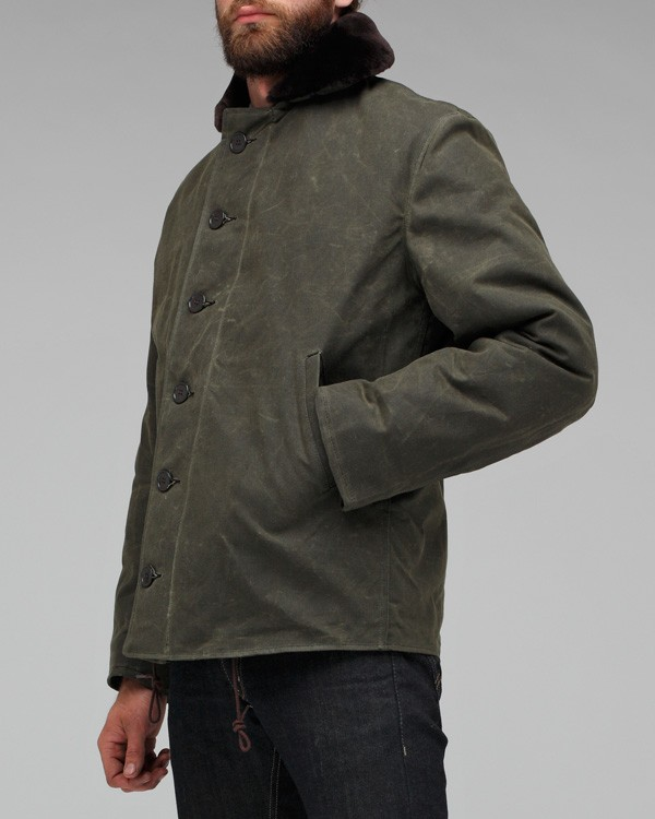 Spiewak G N1 Deck Jacket In Green For Men Lyst