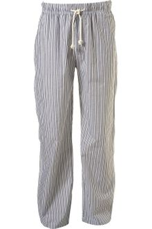Topman Charcoal Striped Pyjamas - Lyst