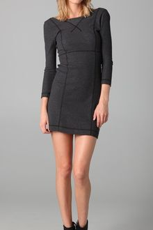 Aiko Bianca Dress - Lyst