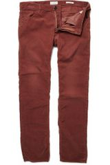 Gant Rugger Cordster Cotton Trousers