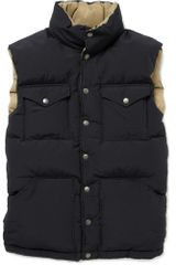 J.Crew Down-filled Padded Gilet
