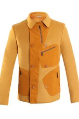 Bottega Veneta Compressed Caban Jacket - Lyst
