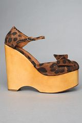 Jeffrey Campbell The Daisyd Shoe in Brown Cheetah in Brown - Lyst