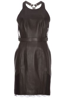 Marios Schwab Harness Dress - Lyst