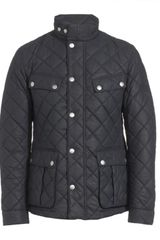 Barbour Mulholland Quilted Jacket - Lyst