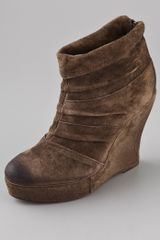 Boutique 9 Beechia Platform Booties - Lyst