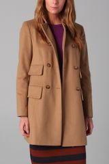Marc By Marc Jacobs Jackie Cashmere-blend Coat - Lyst