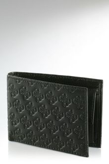 Guess Logo Billfold with Coin Pocket Wallet - Lyst