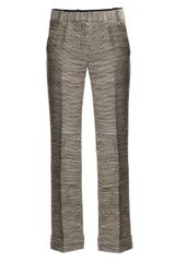 3.1 Phillip Lim Floating-stitch Trousers - Lyst