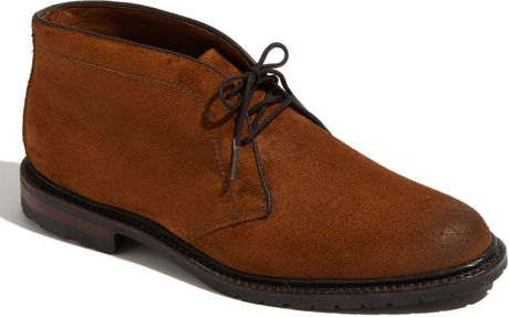 Allen Edmonds Katmai Chukka Boot In Brown For Men Walnut