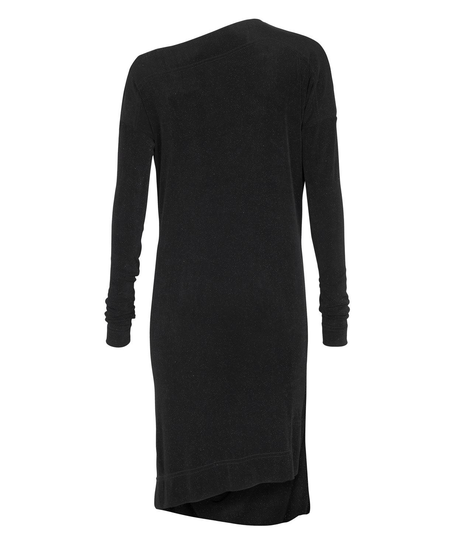 Lyst Vivienne Westwood Anglomania Black Glitter Drape
