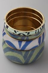 Antik Batik Saba Bangle Set - Lyst
