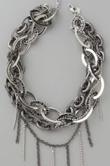Belle Noel Multi Chain Necklace - Lyst