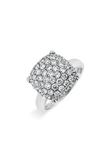 Bony Levy Diamond Pillow Ring (nordstrom Exclusive) - Lyst