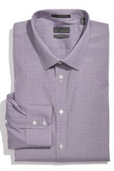 Calibrate Slim Fit Dress Shirt - Lyst