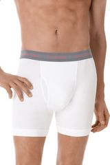 Calvin Klein Stretch Cotton Boxer Briefs (2-pack) - Lyst
