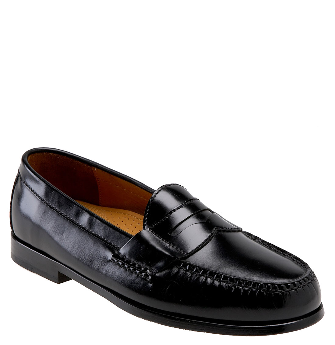 cole haan mens pinch air penny loafer in black for men lyst. Black Bedroom Furniture Sets. Home Design Ideas
