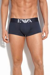 Emporio Armani Trunks - Lyst