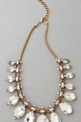 Erickson Beamon Bette Davis Eyes Necklace - Lyst